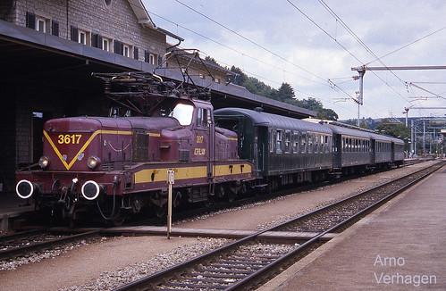 2001. CFL 3617 te Ettelbruck
