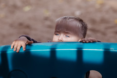 Sneak peek (freestocks.org) Tags: activity autumn boy child childhood climb climbing color colorful cute enjoy exercise eyes fall frame fun hair happy joy kid little nice outdoor outside place play playful playground preschool safety son sunny toy toys young youth