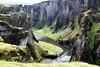 Along The Gorge (Alan1954) Tags: iceland nature gorge valley water holiday 2016 europe platinumpeaceaward platinumheartaward