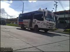Expreso De La Sabana S,A,S, 271 (Los Buses Y Camiones De Bogota) Tags: autobus colombia bogota busologia bus expreso de la sabana sas 271