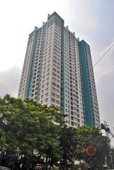 Apartemen Patria Park (BxHxTxCx (more stuff, open the album)) Tags: jakarta building gedung apartemen apartment architecture arsitektur