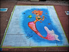 2016-10-23_PA230026_Chalk Art Festival,Clwtr Bch,Fl (robertlesterphotography) Tags: 12x4040x150 bal chalkfestivalclearwaterbeach clearwaterbeachfl events lighteff50 m1 oct232016 outandaround photom toncomp100