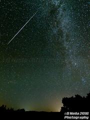 Shooting Star (dneila) Tags: night stars astronomy milky way estrellas astro photography noche estrella fugaz shootingstar vialctea