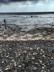 Stoned ( #cc ) (marfis75) Tags: ufer beach meer ocean water stein stone stoned steinig strand wellen mann man guy naked baden bath sea schwimmer person felsig marfis75 cc