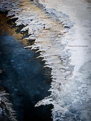 Frozen River Bed !! (pankaj.anand) Tags: 2014 60d canon chadartrek chadartrek2014 g11 leh lehindia lehladakh pankajanandphotography pankajanand pankajanand18 pattern photography porters portrait trek trekking valley waterpattern zanskar zanskarriver zanskarvalley