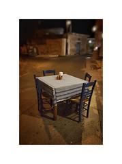 Table (Furious Zeppelin) Tags: furiouszeppelin fz cyprus kouklia table chairs street merbail fern galaxy s6