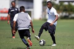 Arthur Gomes (Santos Futebol Clube) Tags: santos fc sub20 treino ct rei pel