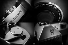 Yashica TL Electro X (Carra.Dfgdef) Tags: canon eos 7d canon7d canoneos7d extension tube extensiontube11mm 11mm pentacon 29mm 28 electric pentaconelectric2829 yashica m42 electrox tl yashicatlelectrox yashicaautoyashinondx50mmf14 50mm 14 dx yashinon radioactive radioactivelens manuallens vintagelens prime vintage manual focus oldcamera film analog analogica pellicola vignetting vite screwmount bw byn bn monocromo monochrome blackwhite blancoynegro biancoenero barcelona spain catalunya photography