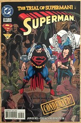 Superman #106 - The Trial of Superman (sheriffdan10) Tags: superman thetrailofsuperman dc dccomics comicbooks superhero superheroine cover covers magazine sciencefiction