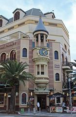 The Clock Hotel 001 (DMT@YLOR) Tags: clock clockhotel surfersparadise goldcoast queensland australia bells ring hour
