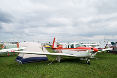 N6923N Mooney M20, Oshkosh (wwshack) Tags: airventure2016 eaa eaaairventure kosh m20 mooney osh oshkosh usa unitedstates whittmanregional wisconsin n6923n
