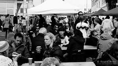 20161023-06-Tasmanian Farm Gate market randoms (Roger T Wong) Tags: 2016 australia bw hobart rogertwong sel2470z sony2470 sonya7ii sonyalpha7ii sonyfe2470mmf4zaosscarlzeissvariotessart sonyilce7m2 tasmania tasmanianfarmgate blackandwhite market mono monochrome people stalls