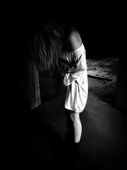 Solitude (Byrds Eye Photography) Tags: portrait model emotion naturallight abandoned beautiful girl people photoshoot photography art