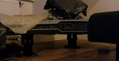 Venator Class Star Destroyer - almost done! (Commander Cloverleaf) Tags: star wars lego destroyer republic ship space ucs craft wip venator big set yard spaceship jedi attack cruiser