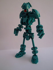 Robofriend (ϟ Sparks ϟ) Tags: thanksg1ving bionicle robot lego