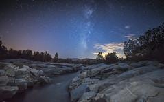 Kern River Nights (Night Scapes) Tags: steverengers nightsky milkyway kernriver kernrivervalley kerncounty