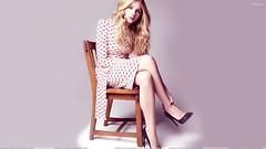 Chloe Grace Moretz Siting Pose On Wooden Chair (vangoghx@ymail.com) Tags: chloe grace moretz