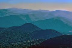 Blue Ridge Mountains, Appalachian Mountain range, Northern Georgia, USA (Jorge Marco Molina) Tags: blueridgemountains appalachianmountainrange northgeogia geoloy rockformation