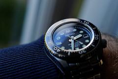 Seiko Marine Master 300 SBDX017 - Wristshot (paflechien33) Tags: seiko marine master 300 sbdx017 wristshot nikon d800 sigma 50mm f14 dg hsm art