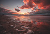 At the Beach (G_Howold) Tags: beach sunset netherlands light colour sand weather water nature europe clouds canon 20d landscape natureandnothingelse travel elitegalleryaoi bestcapturesaoi