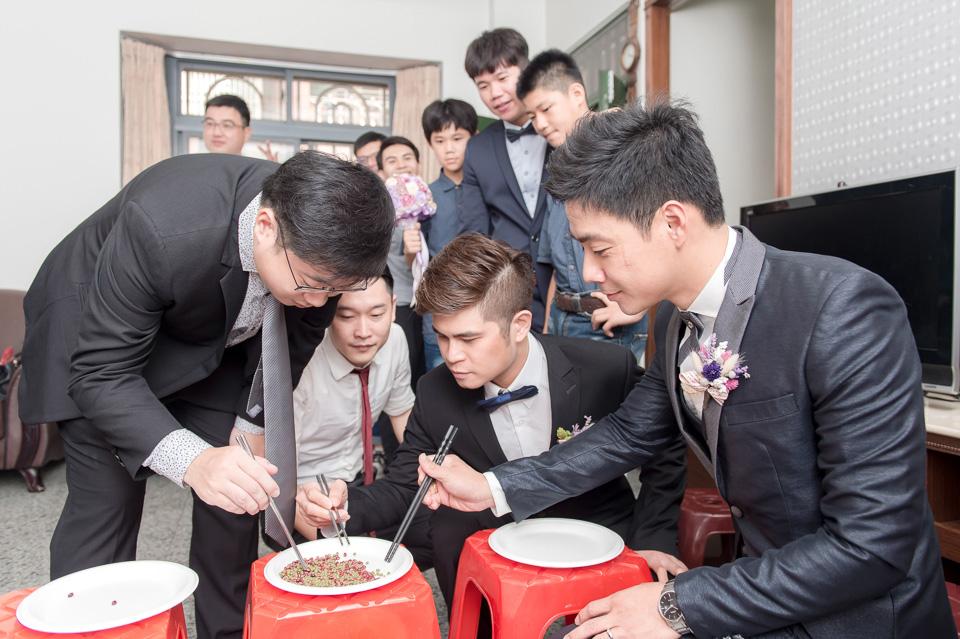 台南婚攝 婚禮紀錄 情定婚宴城堡 C & M 029