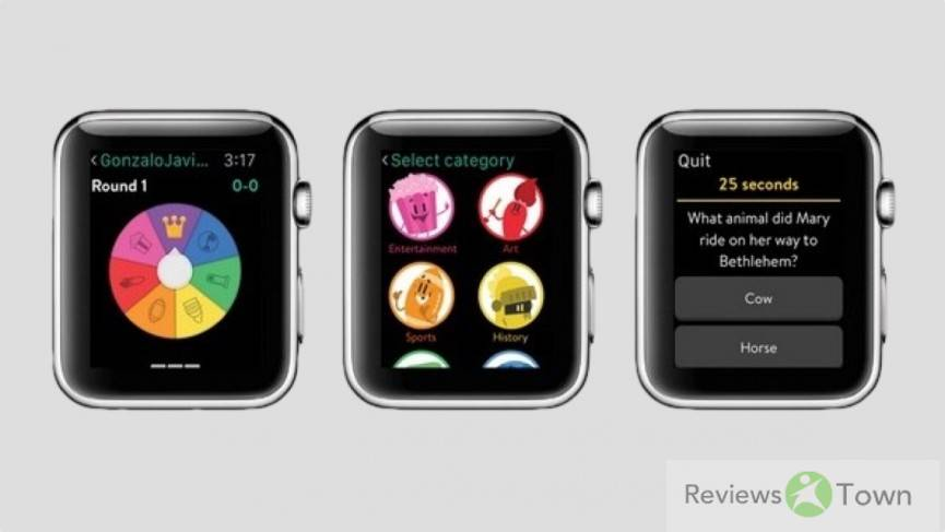 15 Must Have Free Games for Apple Watch