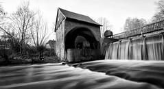 The Mill (michel1276) Tags: mhle sythen haltern nrw deutschland germany mill longexposure langzeitbelichtung blackwhitepassionaward