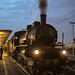 Il treno delle castagne