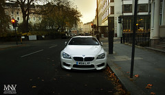 M6 (Mario N.V. Photography) Tags: bmw m6 f13 belgravia london londres knightsbridge carspotting supercar mario nosti via mnv marionv automotive photography white autumn