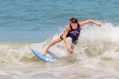 2016 Vilano Beach Pro Am Skim boarding compettion (James Kellogg's Photographs) Tags: vilano beach pro am skim boarding board contest florida surf surfing boy dude mens teenager atlantic ocean water canon outdoor sport swim