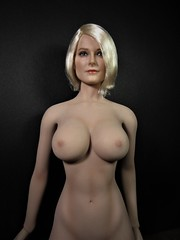 phicen (kostis1667) Tags: phicen flexible female seamless body large breast size suntan s06b with dstoys d001a head
