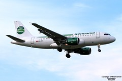 HB-JOH LSZH 30-07-2016 (Burmarrad) Tags: airline germania flug aircraft airbus a319112 location registration hbjoh cn 3589 lszh 30072016