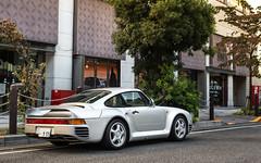 959. (Alex Penfold) Tags: porsche 959 silver tokyo supercars supercar super car cars autos alex penfold 2016 japan
