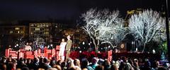 2016.12.01 Christmas Tree Lighting Ceremony, White House, Washington, DC USA 09297-2