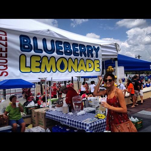 Hoda BlueberryLemonade Aug 2012