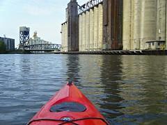 (Matt Allouf) Tags: newyork river buffalo alley kayak industrial elevator grainelevator westernnewyork explorebuffalo elevatoralleykayak