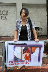 20150710-Protest for Mary Jane-088 (Lennon Ying-Dah Wong) Tags: mj philippines protest manila dfa pressconference departmentofforeignaffairs thephilippines       mjv  maryjaneveloso