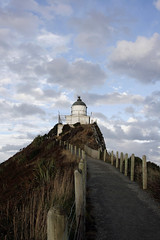 Nugget Point Lighthouse (Pol Puig Collderram) Tags: newzealand lighthouse nature architecture southisland far oceania thecatlins