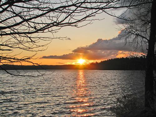 Lake Auburn - R Crosby