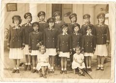 Internado - Sayula, Jalisco 1940 (Niniaholudic) Tags: mxico 1940 jalisco recuerdo sayula internado