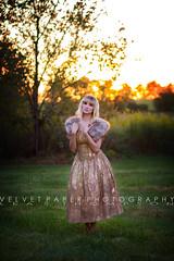 The King's Daughter (Velvet Paper Photography) Tags: girl female fur gold model dress lexington kentucky lexingtonkentucky blond versailles blonde lexingtonky royalty grimm versaillesky grimmsfairytales thefrogprince furstole versailleskentucky