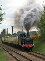 LMS JINTY 0-6-0 47406 (keith.doubleday) Tags: gcr