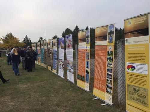 GEF SGP Site at Children's Village Borovliany2