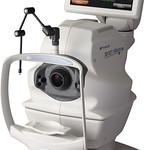 3次元眼底像撮影装置の写真
