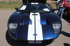 2005 Ford GT (twm1340) Tags: show arizona ford car airport day air sedona az gt fordgt 2015