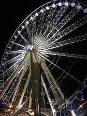 City of Liverpool 2015 (AndrewHendo) Tags: city england night liverpool fun lights ride ferriswheel fare merseyside