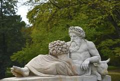 (allenreavie.photography) Tags: man monument statue stone garden greek cow nikon roman plaster full frame grapes figure granite warsaw calf mythology cornucopia 24120mm d810