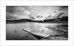 Lake Travis (tkimages2011) Tags: sky sun lake water clouds austin texas tx travis