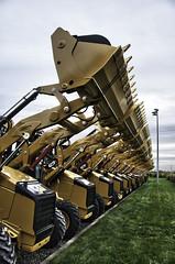 427F (xnoszam) Tags: cat nikon machine caterpillar tp hdr atelier godet d90 427f tracto tractopelle bergerat monnoyeur