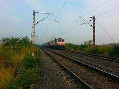 Jaipur Mumbai Central AC Duronto Express (DAVE KUSHAL) Tags: jaipur wap7 mumbaidurantowap5